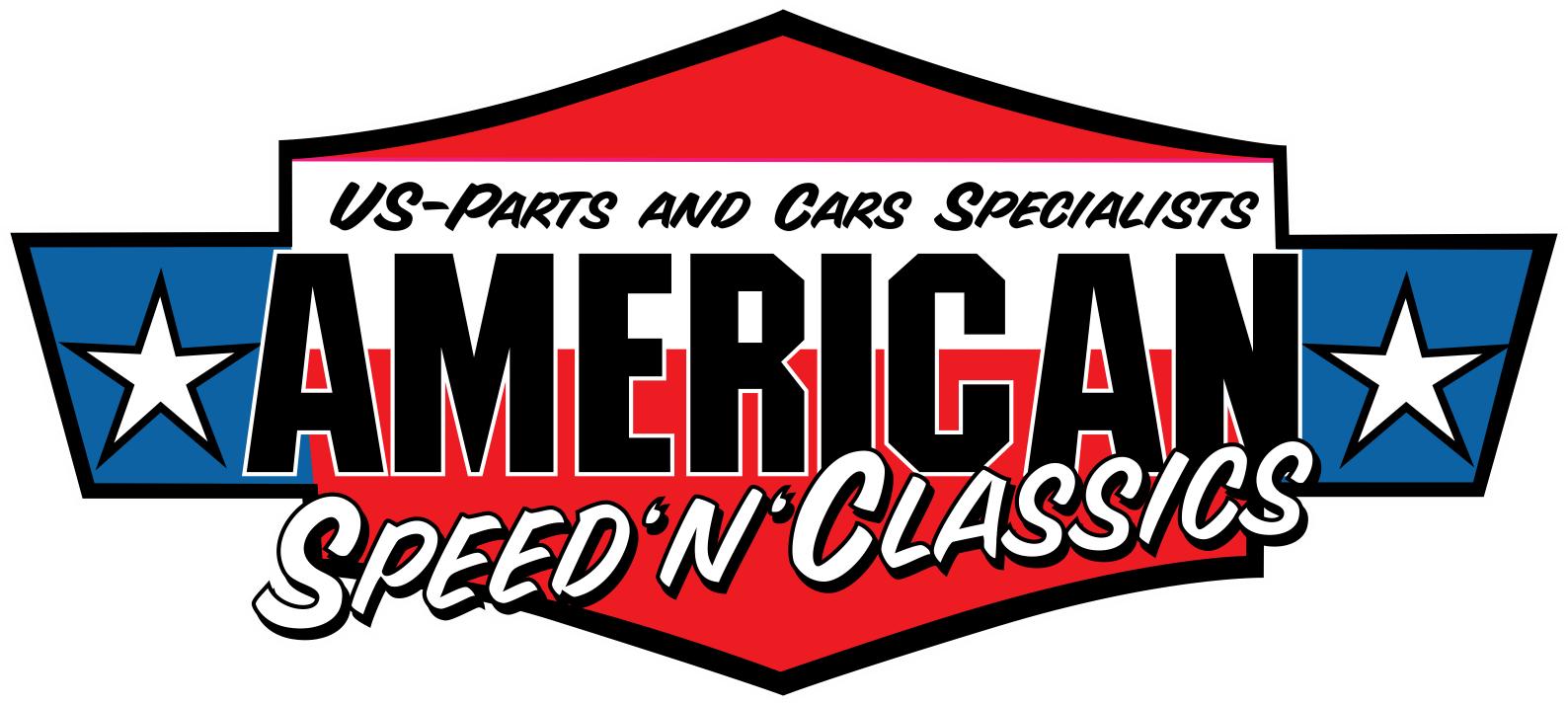 American Speed 'n' Classics-Logo