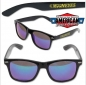 Preview: MOONEYES Sonnenbrille Mirror Schwarz Hot Rod Air Cooled VW Kustom Moon