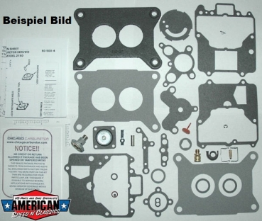Holley Vergaserüberholsatz 2150 2BBL Jiffiy Kit Renew Kit Carburetor Rebuild Kit