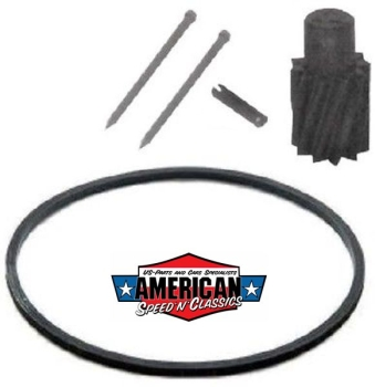 Governor Gear Kit GM TH350 1969-86 Original GM Turbo 350 Automatikgetriebe