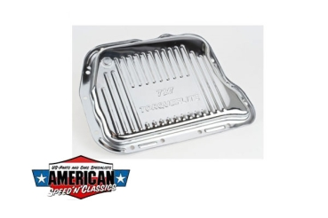 Ölwanne TF 727 Chrom Mopar Chrysler Getriebeölwanne Torqueflite Transmission Oil Pan
