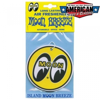 Mooneyes Dutfbaum Air freshener Hot Rod Air Cooled VW Kustom Moon