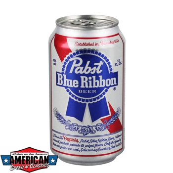 PABST Blue Ribbon Bier Dose 355ml