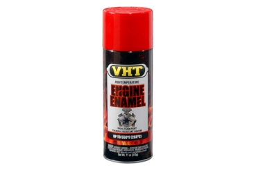 SP121 Motorlack Rot Leuchtend - VHT Engine enamel Bright Red