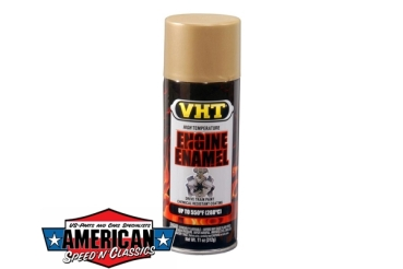SP132 Motorlack Gold - VHT Engine enamel Gold