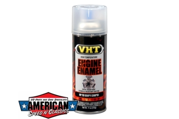 SP145 Motorlack Klarlack - VHT Engine enamel Clear Gloss