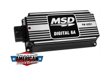 MSD Ignition Box Digital 6A Ignition black, 62013