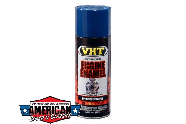 SP755 Motorlack Ford Blau Competition - VHT Engine enamel Ford Competition Blue