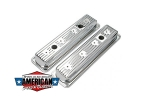 Ventildeckel Chevrolet Small Block ab 1987 Chrom Centerbolt Valve Covers