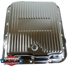 Ölwanne TH700 / TH700R4 & 4L60 Chrom Chevrolet GM Getriebeölwanne Transmission Oil Pan