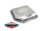 Ölwanne TH350 Chrom Getriebe Dichtung Transmission Oil Pan Chevrolet GM Hot Rod
