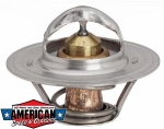Thermostat 71°C -160°F Chevrolet Ford GMC Standard 13006