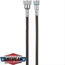 Tachowelle GM Ford Mopar 1950-1990 160cm / 63in. Chevrolet Jeep Dodge Olds
